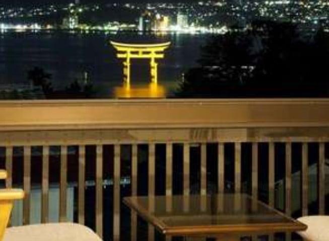 宮島「ホテル菊乃家」
