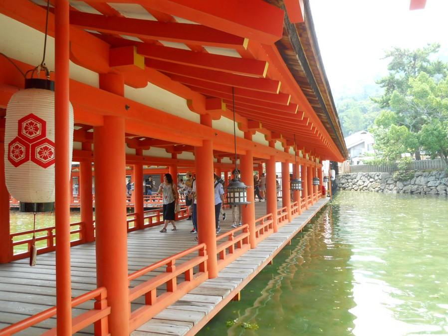 広島県宮島・厳島神社の滞在時間(見学・観光所要時間)