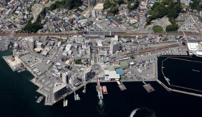 宮島・厳島神社の周辺・付近の駐車場のパーク&(バス)ライドについて(地図・PDFダウンロードあり)