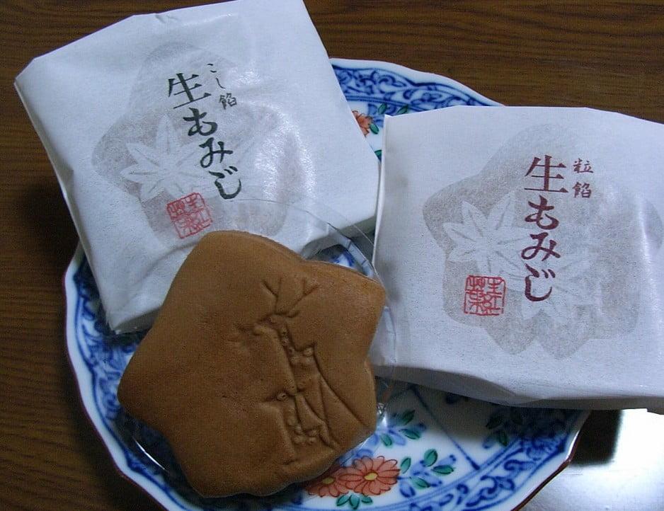 No10.「生もみじ饅頭」