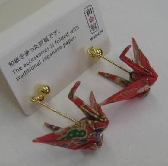 No5.「鶴のピアス」 (2)