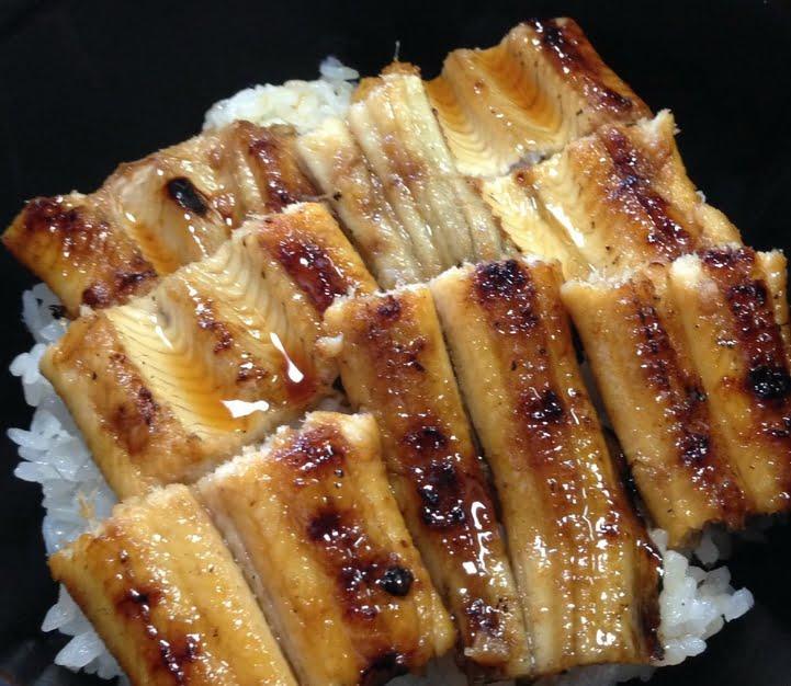 あなご飯「和田」