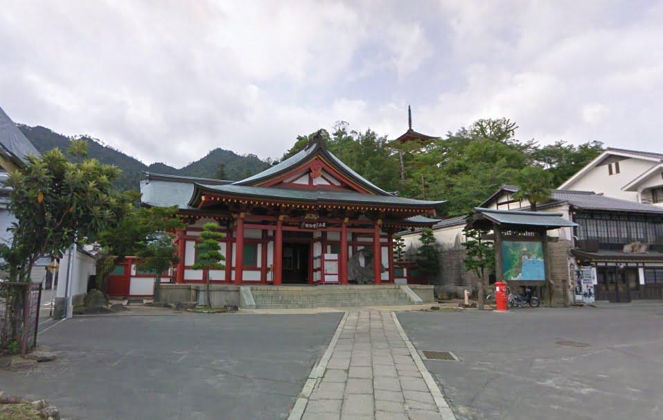 厳島神社・宝物館
