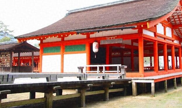 宮島 厳島神社「摂社・大国神社」